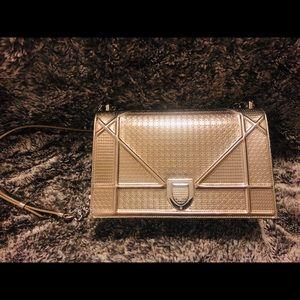 Diorama Bag - Gold